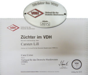 Zwinger-Urkunde